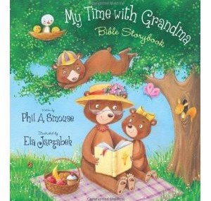 Book Review: My Time with Grandma Bible Storybook